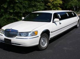 Explore the city with a sumptuous limousine