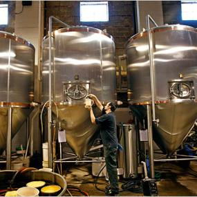 Experience an interesting brewery tour and explore the secrets of beer